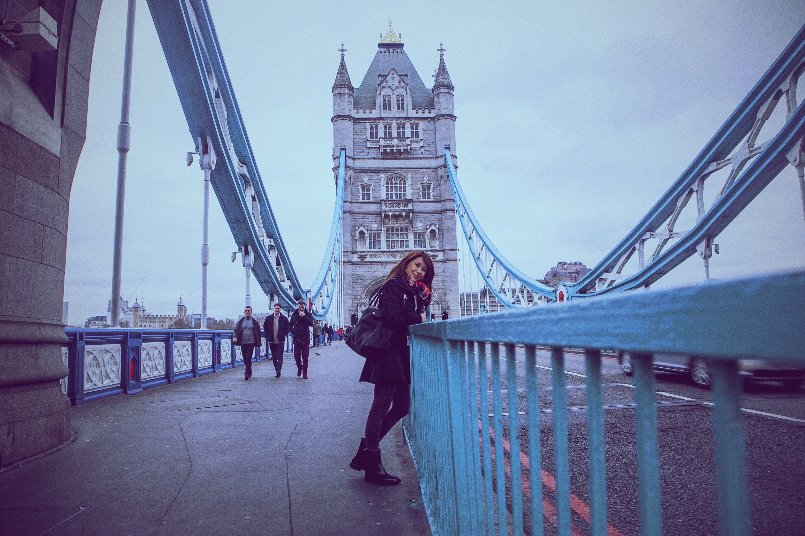 UK Tower Bridge
