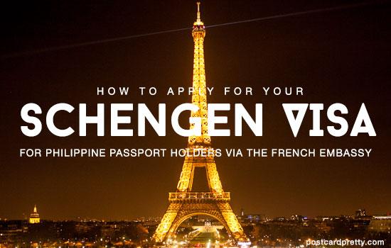 France Schengen Visa