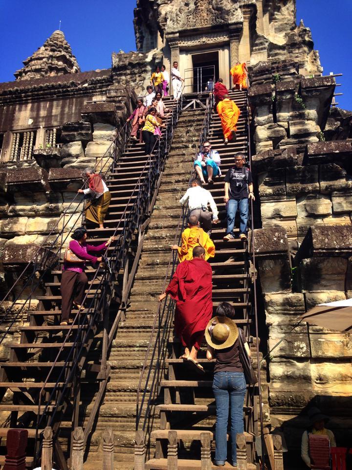Angkor Wat | Postcardpretty.com