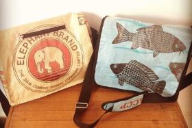 Matching sack bags