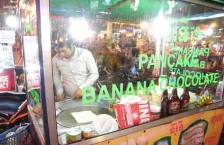 Lovely Banana Pancakes!