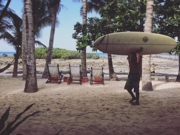 boardwalk surfing siargao mindanao