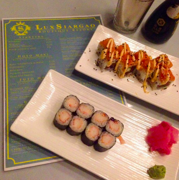 Sushi Goodness! (Photo by Shari Quimbo