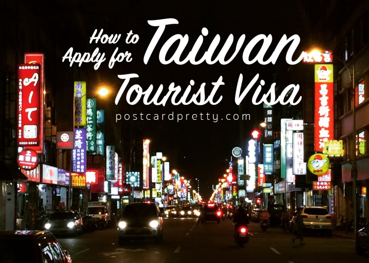 taiwan-tourist-visa