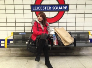 leicester square london shopping
