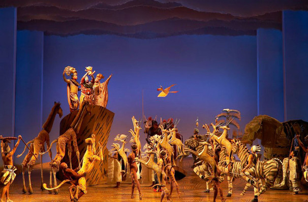 lyceum theatre lion king