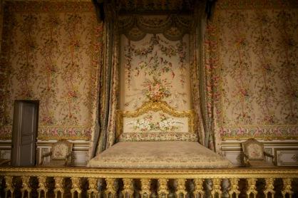 marie antoinette bedroom versailles