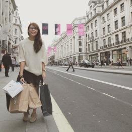 regent street london shopping
