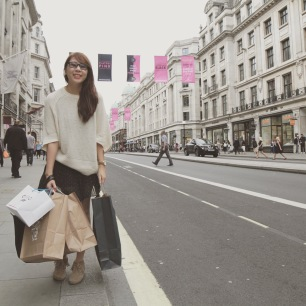 regent street london shopping
