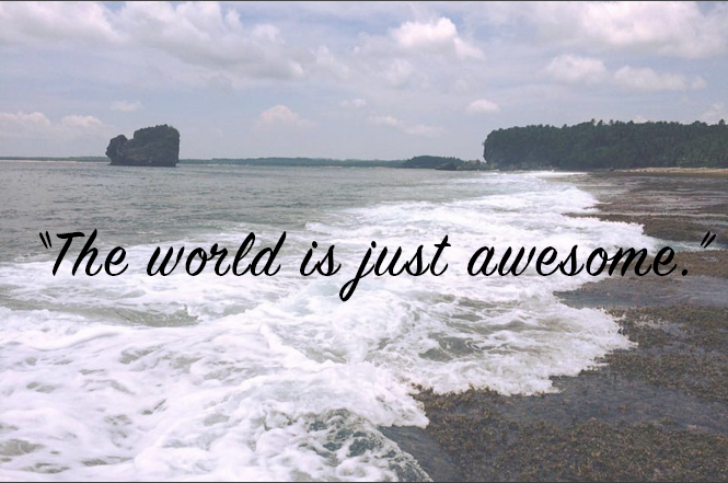 world-is-just-awesome