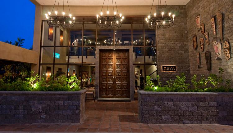 maya mexican restaurant cebu philippines