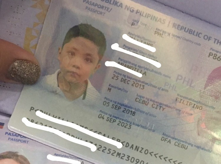 How to Renew your Child's Philippine Passport