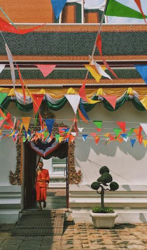 buddhism in thailand postcardpretty
