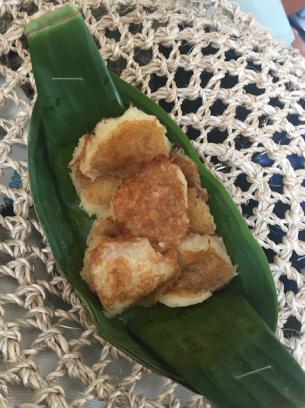coconut pancakes