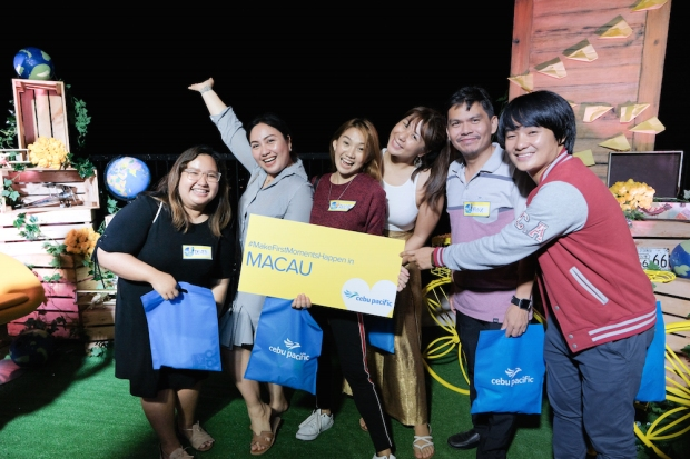 cebu pacific cebu to macau travel leaders night