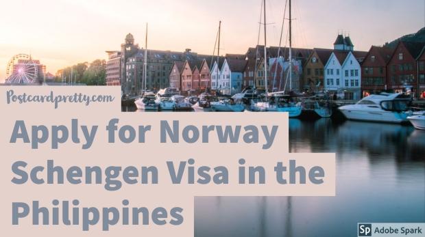 norway schengen visa guide philippines