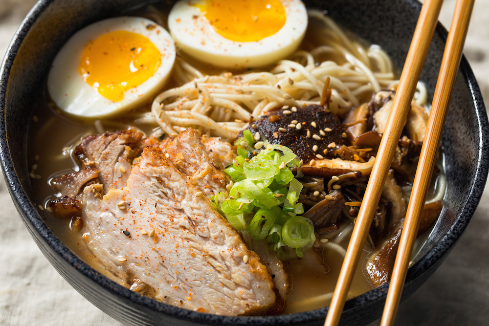 Must-Try Noodle Dishes in East Asia