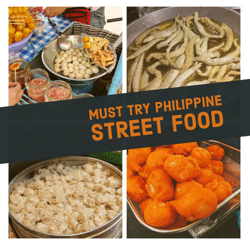 Top 8 Street Food Staples in Cebu