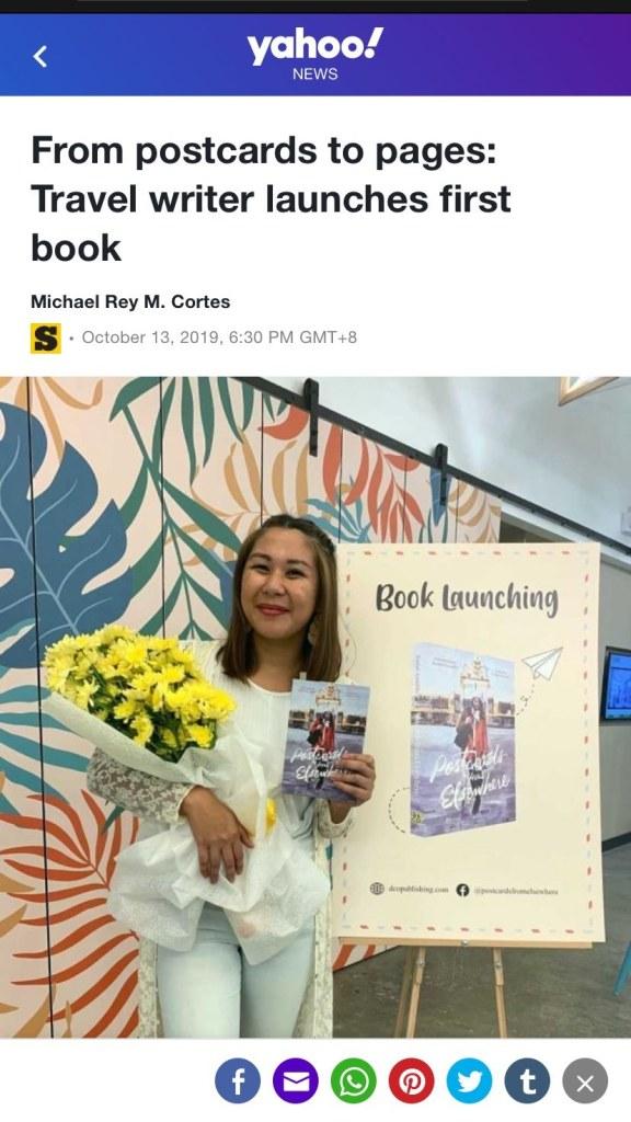 Book Launch in Cebu