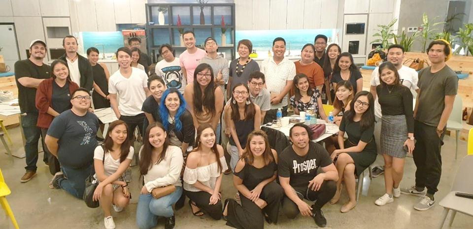 Successful Storytelling Night Event at Cebu