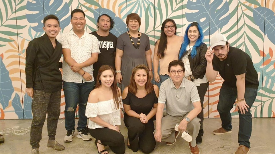 Storytellers Roster at Story Nights Cebu