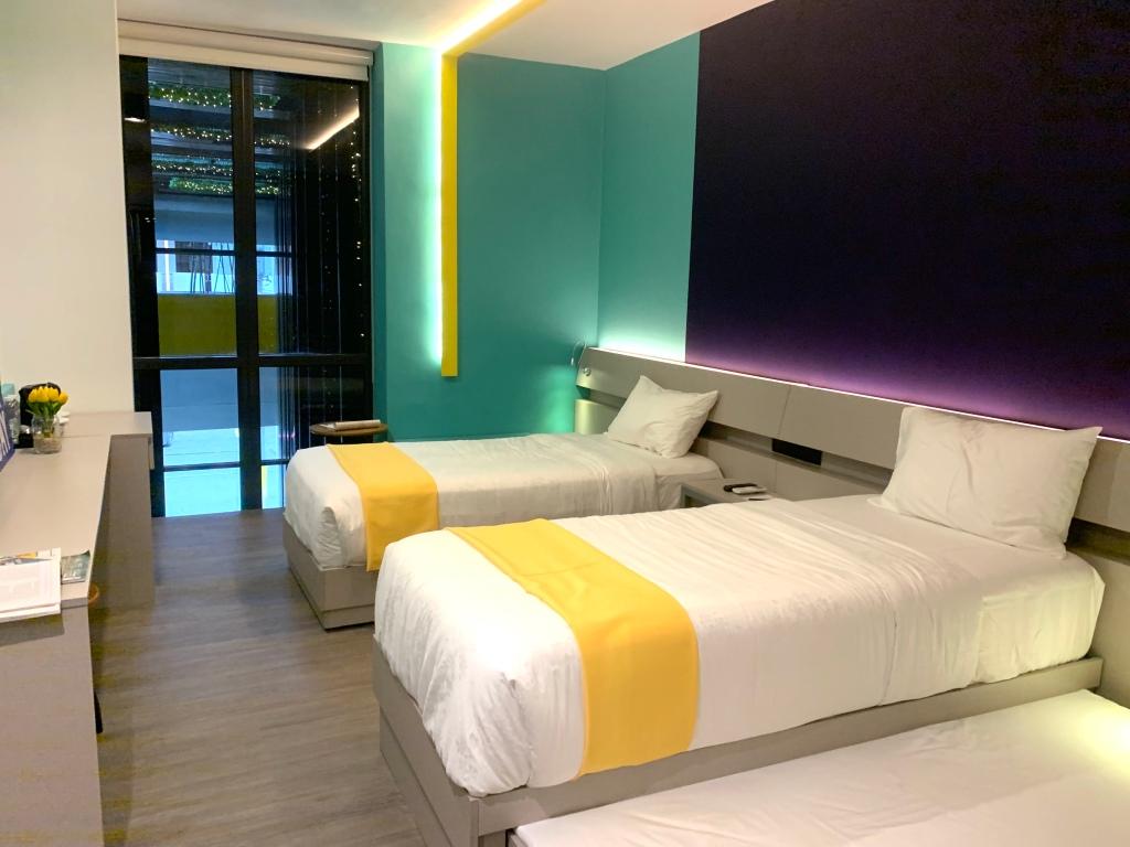 Yello Hotel's Executive Room| Postardpretty.com
