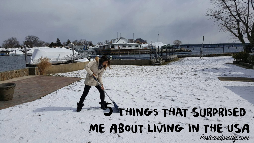 5 Things that Surprised Me About Living in the USA
